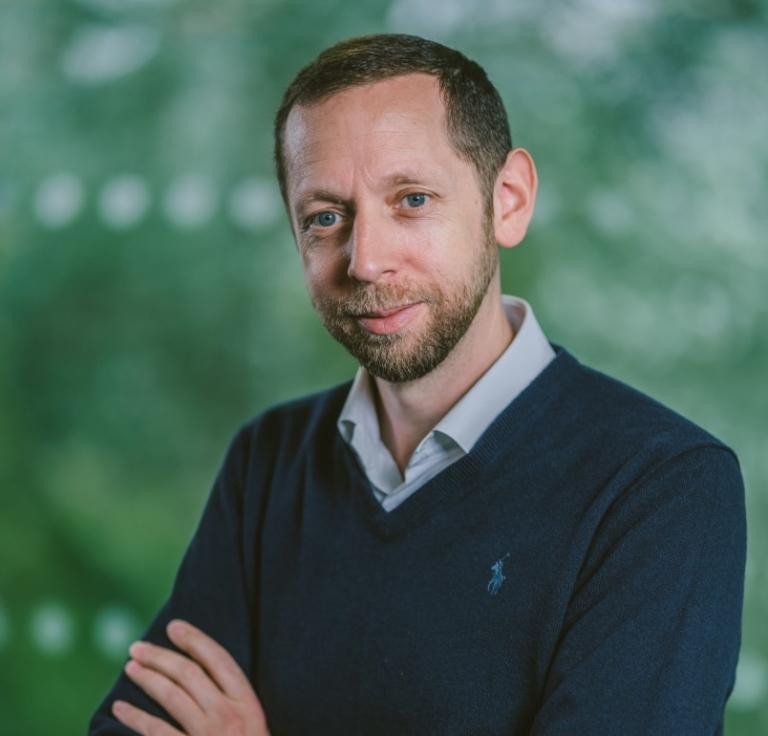 Photo of Dr Jamieson Christmas